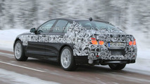 BMW M5 F10 Spied Winter Testing - 27.01.2010