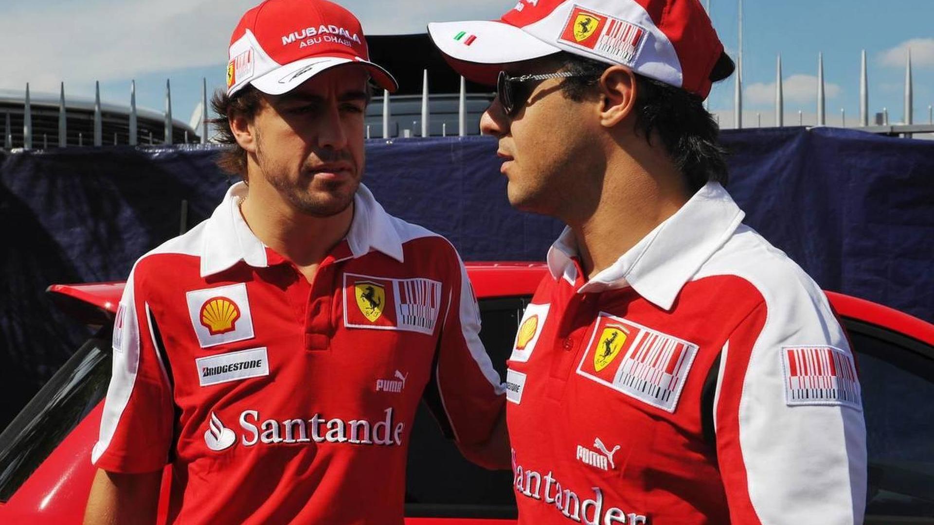 Journalist apologised to Massa for Barrichello quote