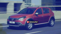 Dacia Sandero Stepway Leaked Prior to Barcelona Debut Tomorrow