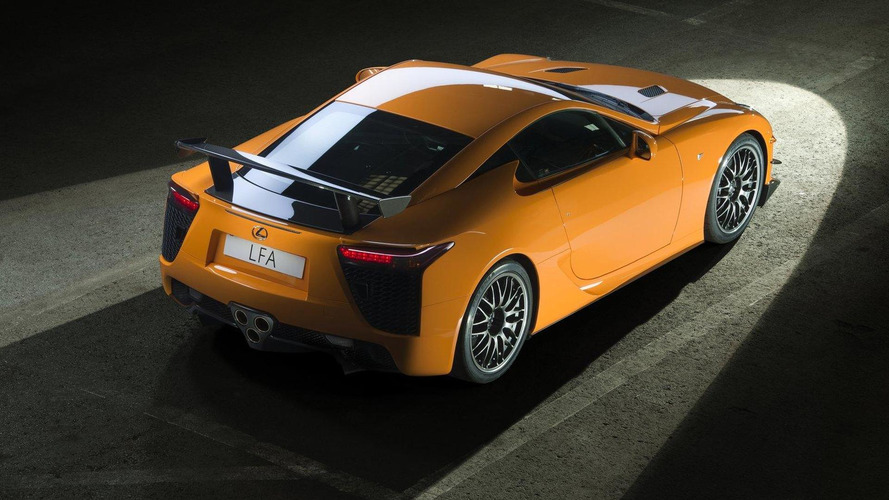 Lexus LFA with Nürburgring Package world premiere in Geneva, finally