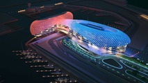 Abu Dhabi eyeing 50,000 crowd for first F1 race
