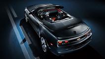 2011 Chevrolet Camaro Convertible revealed on Facebook
