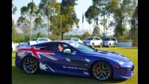 Lexus LFA Australia Day