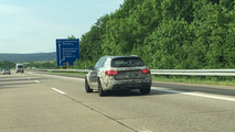 Possible hardcore Mercedes-AMG C63 Estate spy photos