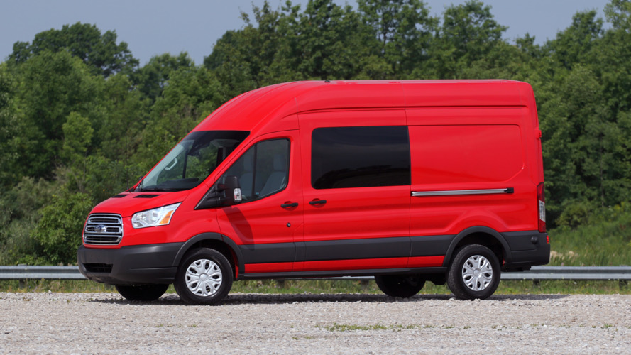 Review: 2016 Ford Transit