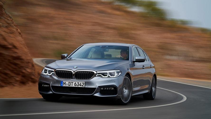 Ladrão rouba BMW 550i e é