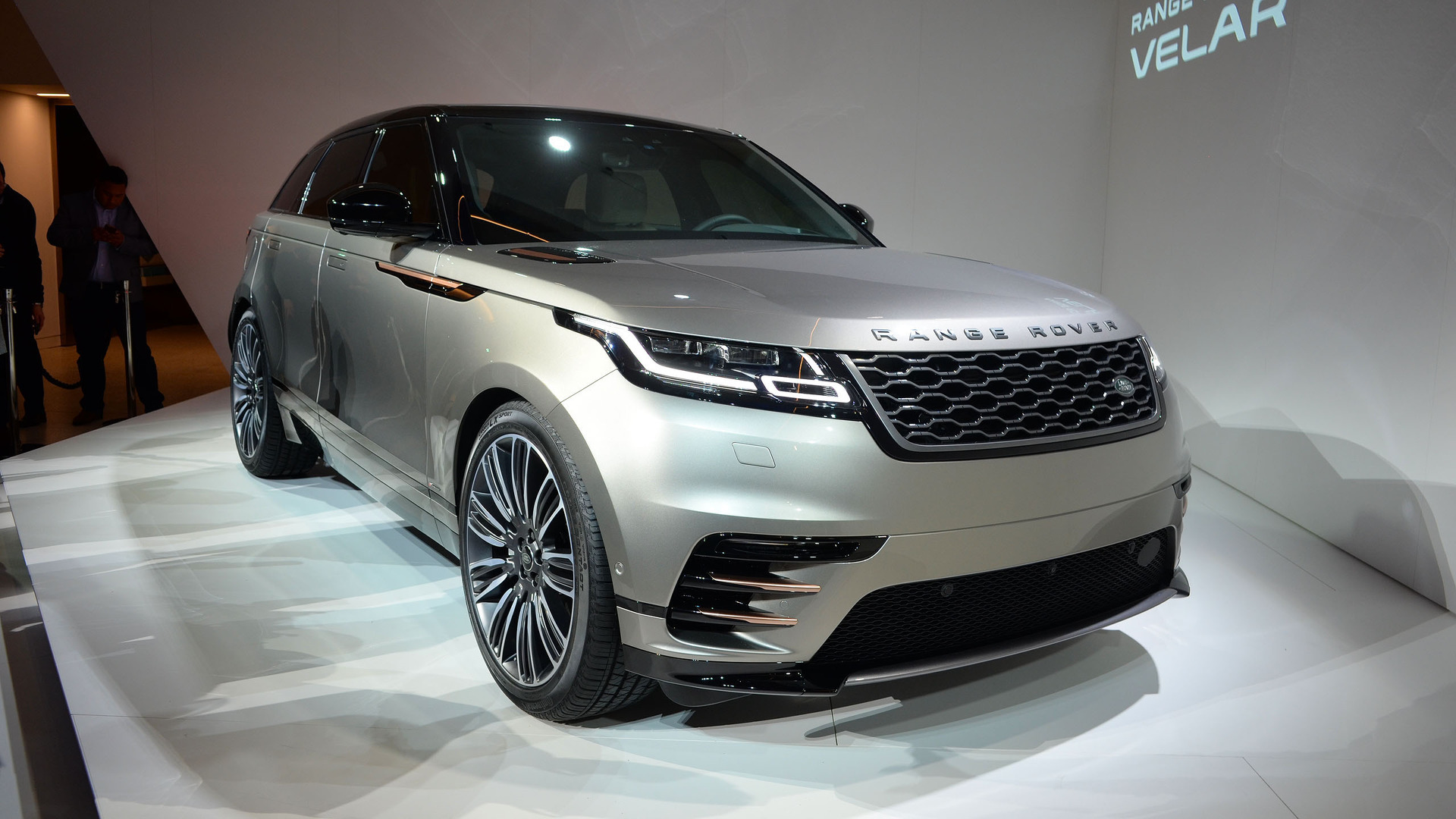 Best Diesel Suv >> Land Rover Range Rover Velar coupe-SUV arrives this summer for $50,895