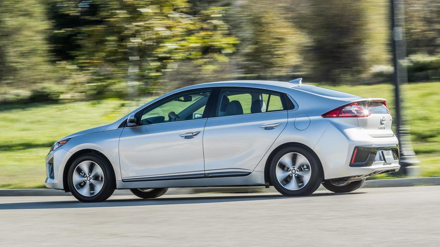 2017 Hyundai Ioniq EV: First Drive