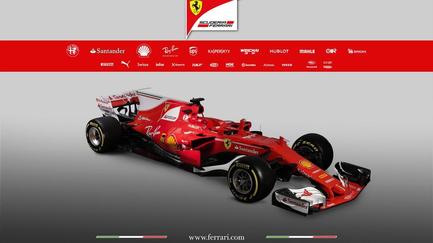Ferrari presents its 2017 F1 car, the SF70H