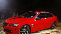 50 Cent's 500hp Pontiac G8