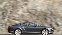 Bentley teases their turbocharged 4.0-liter V8 [video]