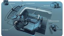 Volkswagen Milan Taxi Concept 19.04.2010