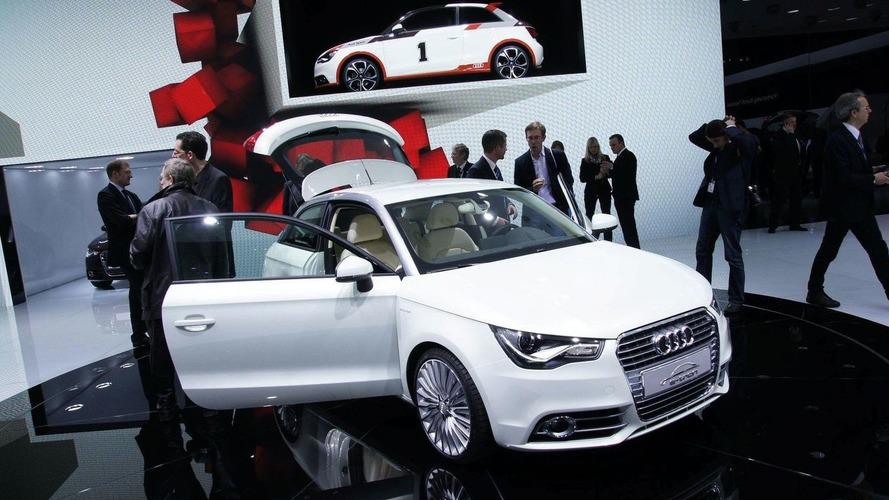 Audi A1 e-Tron Revealed