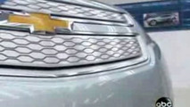 Glimpse of Chevy Volt Clay Model Teases Production Version Styling