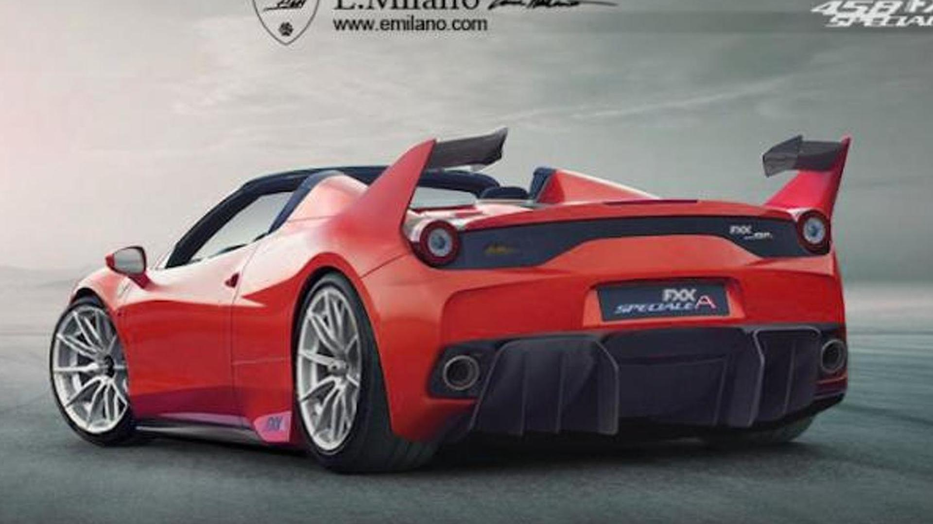 ferrari 458 fxx speciale a is a virtual track only 458 speciale aperta. Black Bedroom Furniture Sets. Home Design Ideas