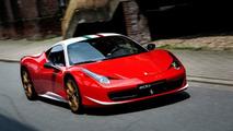 Edo Competition asking 285,000 EUR for one-off Ferrari 458 Italia Niki Lauda