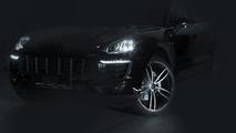 Porsche Macan tuned by TechArt