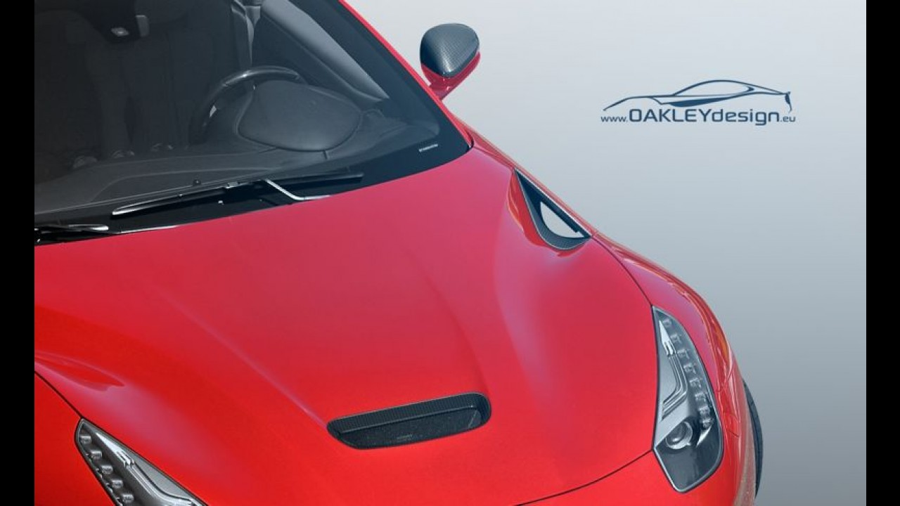 Oakley Design Ferrari F12berlinetta