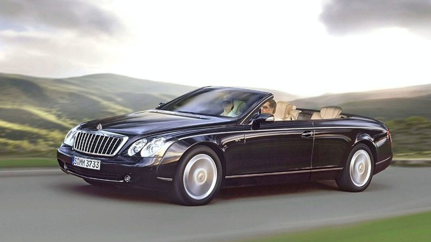 Speculation: Maybach 62 Landaulet