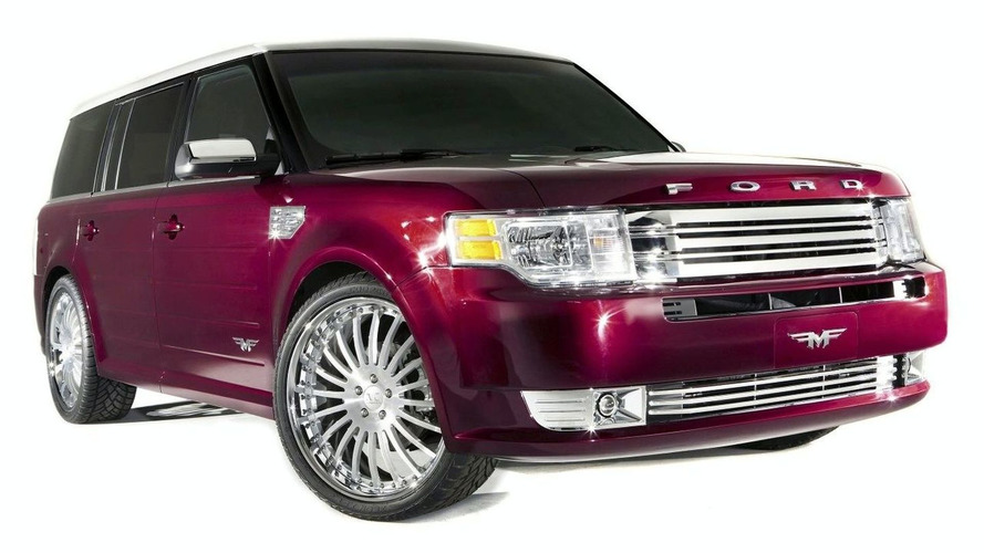Ford Flex2 Debut at SEMA