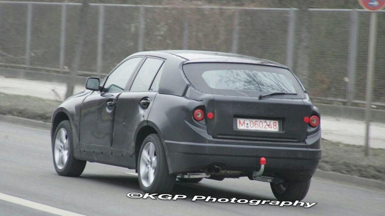 All new BMW X3 Prototype spied