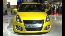 VÍDEO: Suzuki Swift S Concept no Salão de Genebra