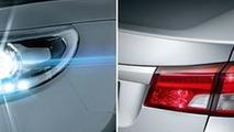 2013 Samsung SM5 facelift revealed