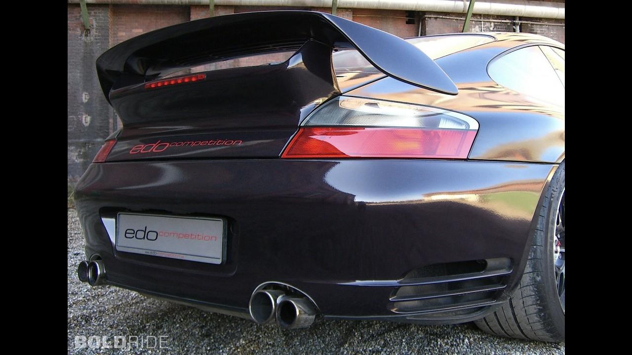 Edo Competition Porsche 996 Turbo