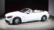 Mercedes-Maybach S650 Cabriolet is a luxed-up, limited-edition S65