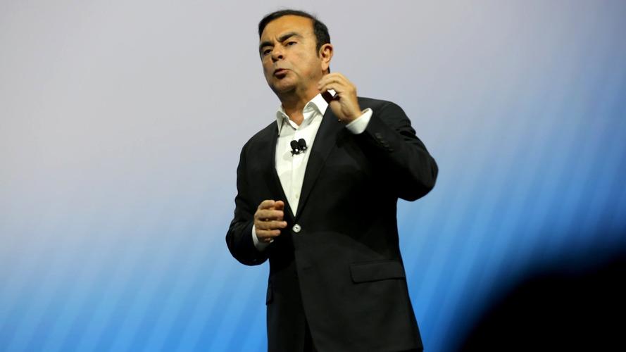 Nissan's Ghosn denies report that Infiniti-Mercedes partnership faltering