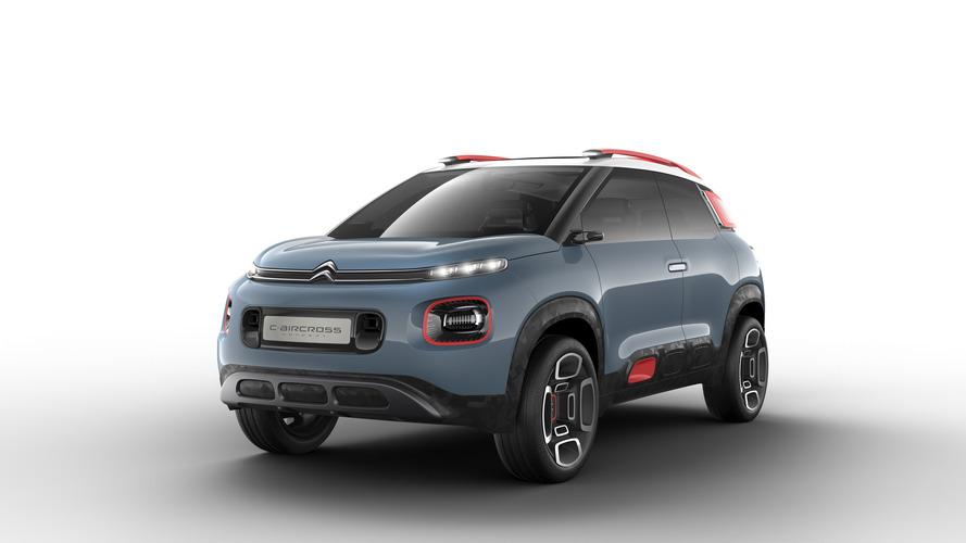 Citroën C-AirCross Concept antecipa nova geração do AirCross
