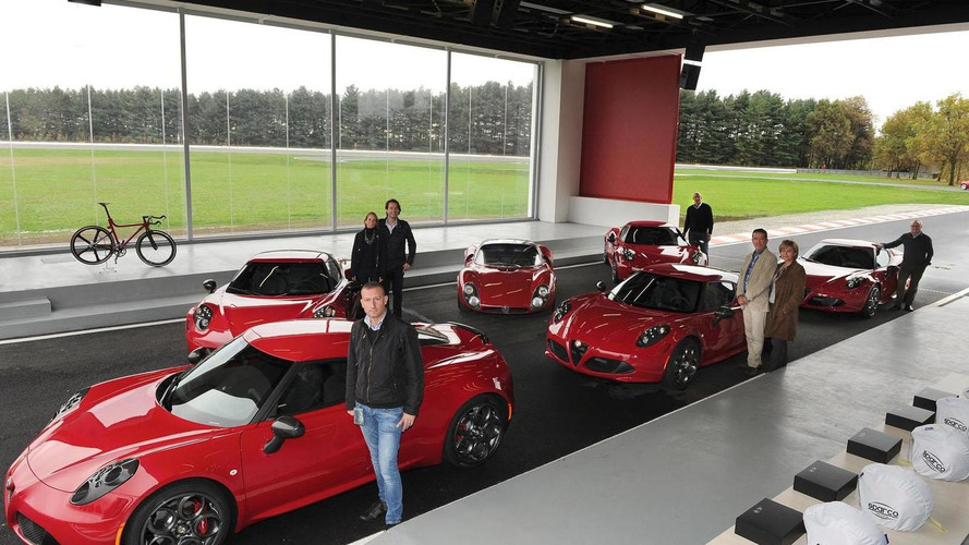 Alfa Romeo 4C Launch Edition launched [video]