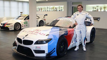 Alex Zanardi returns to racing with BMW