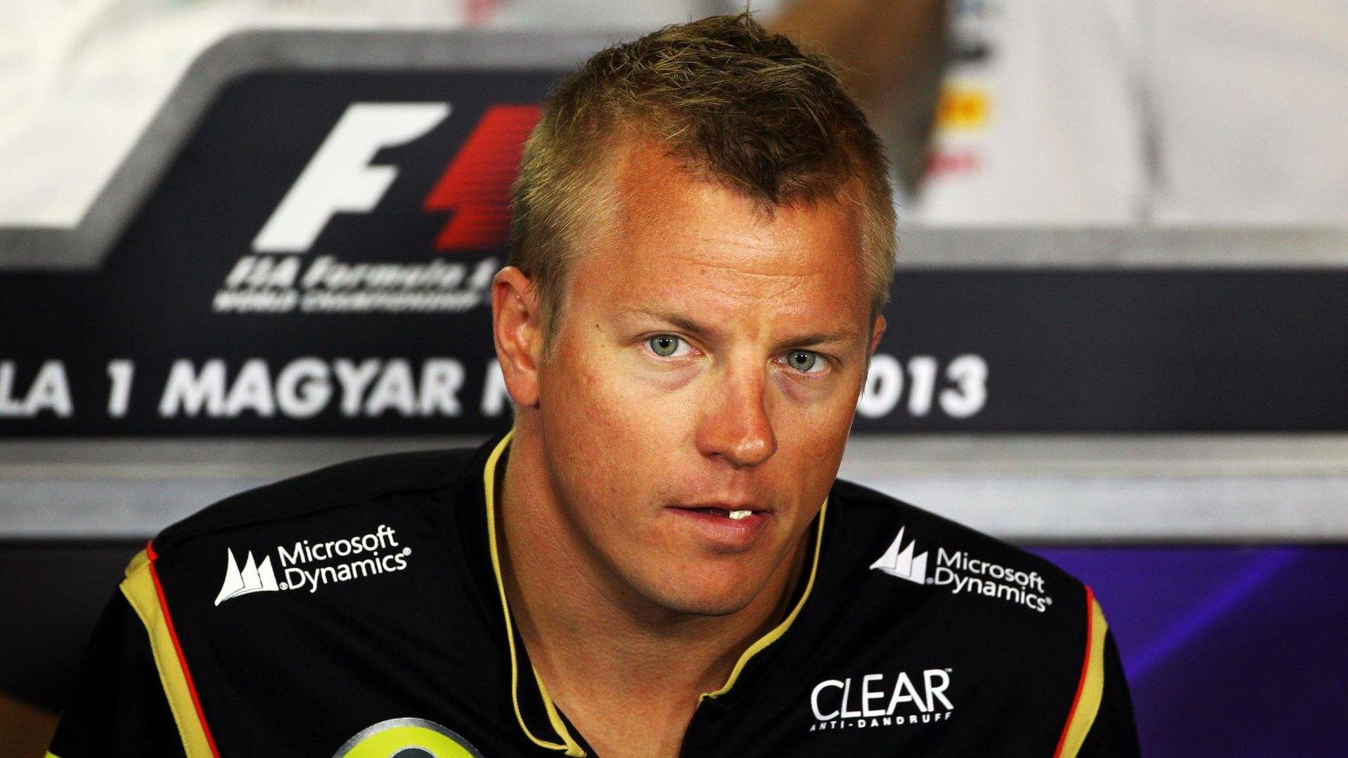 Ferrari offers Raikkonen seat for 2014 - report