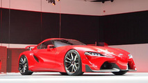 Toyota working on another FT-1 concept - report