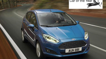 Ford Fiesta 1.0-liter EcoBoost is Women's World Car of the Year