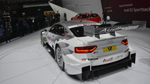 Audi RS 5 DTM live in Geneva