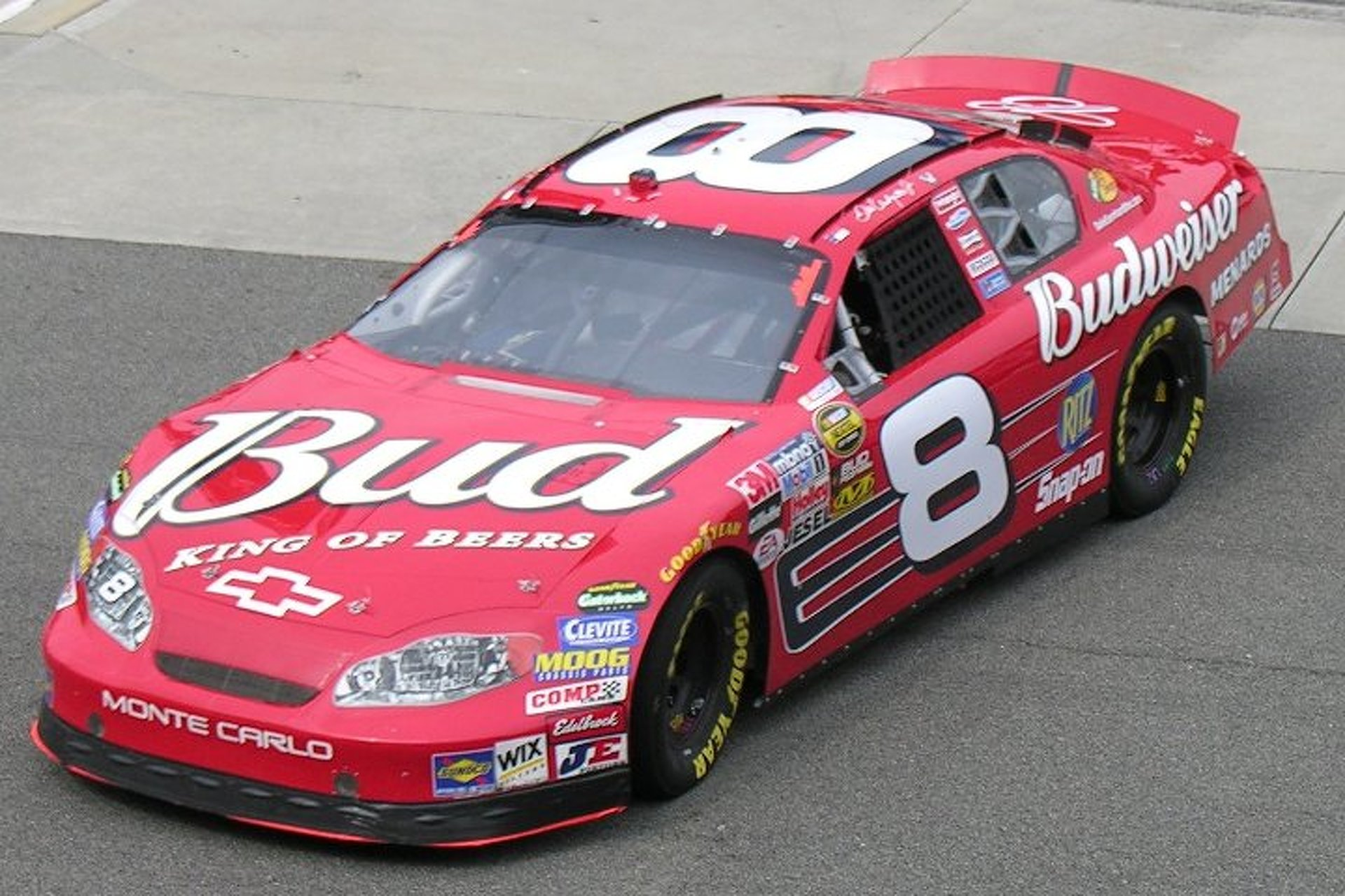 5 Fantastically Patriotic Paint Racing Schemes