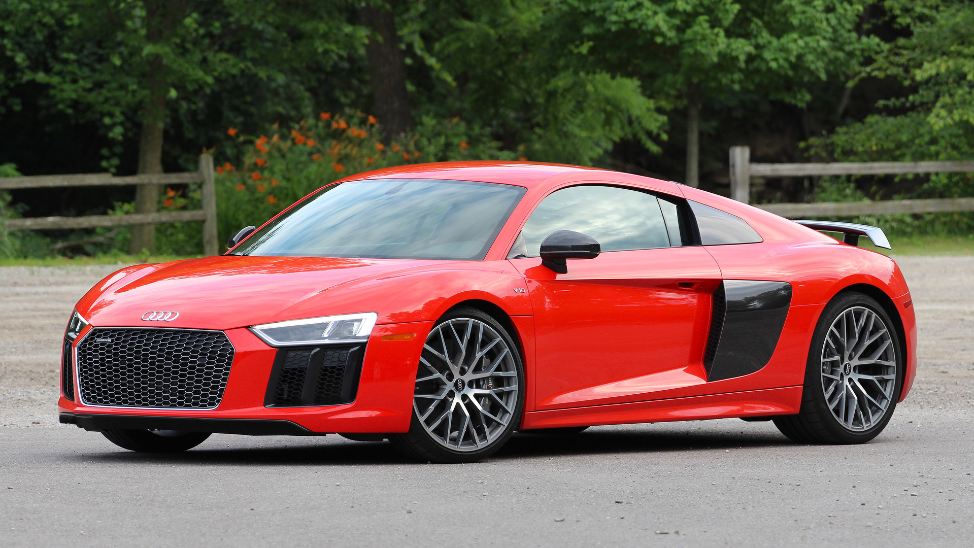 Audi r8 spyder matte black for sale 17