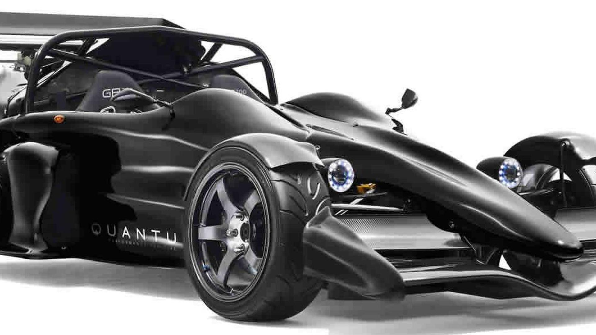 Quantum GP700 revealed with 1:1 power to weight ratio [video]