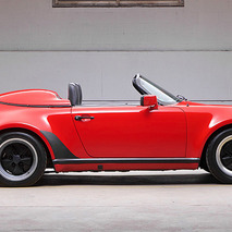 The 1989 Porsche Speedster is a Beauty, 30 Years in the Making