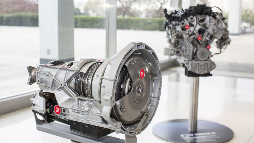 2017 Ford F-150 gets new EcoBoost engine & 10-speed gearbox