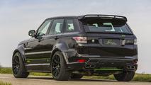 LUMMA tunes the Range Rover Sport SVR to 680 PS