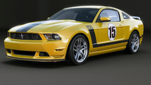 Ford designer creates a one-off Mustang for charity