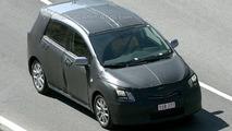 Toyota Verso Spied