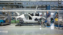 Mercedes-Benz SLS AMG Production Begins