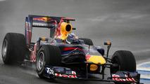 Sebastian Vettel (GER), Red Bull Racing, RB5, 12.02.2010, Jerez, Spain