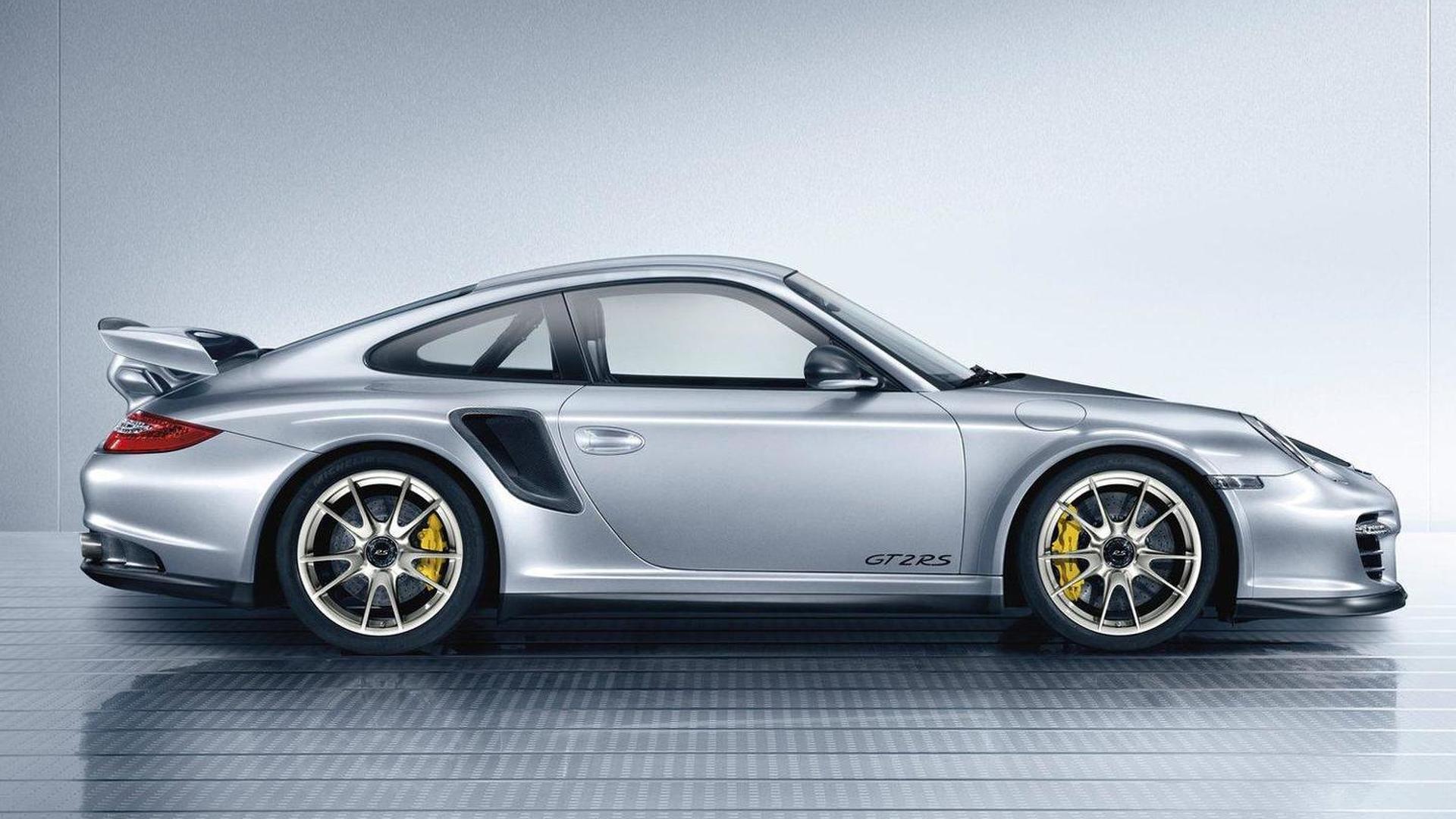 911 GT2 RS sold out - Porsche announces on Twitter