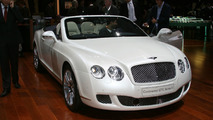 Bentley Continental GTC Series 51 at 2009 Frankfurt Motor Show