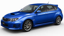 2011 Subaru Impreza WRX STI spec C launched in Japan